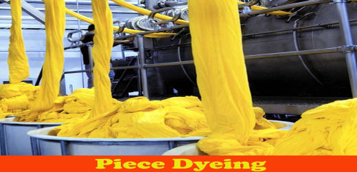 Piece Dyeing