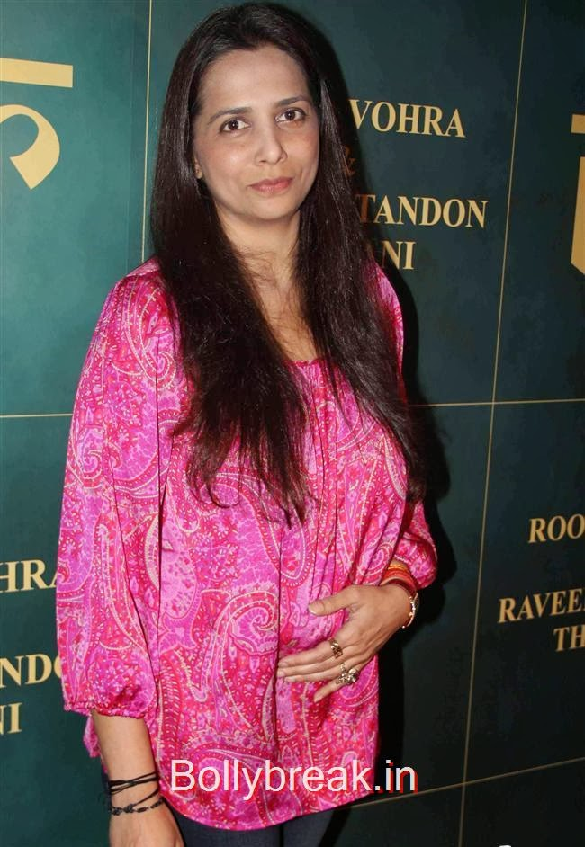 Roopa Vohra, RR Jewellery Line Launch