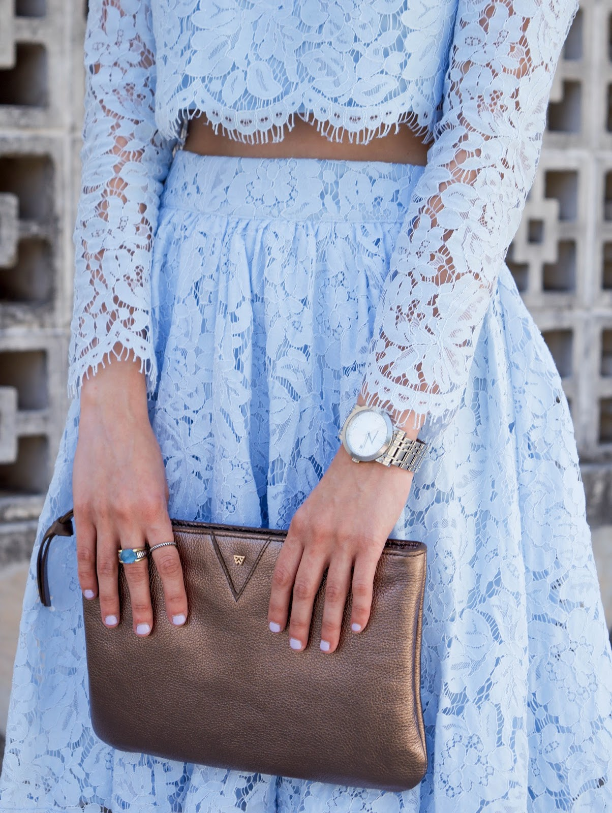 Spring Lace Dress