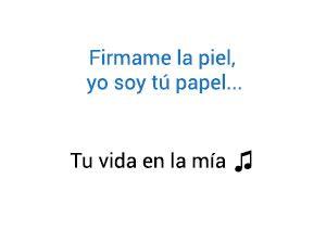 Marc Anthony Tú Vida En La Mía significado de la canción.