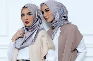 model hijab yang digandrungi saat ini