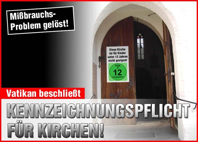 Kirche Lustig