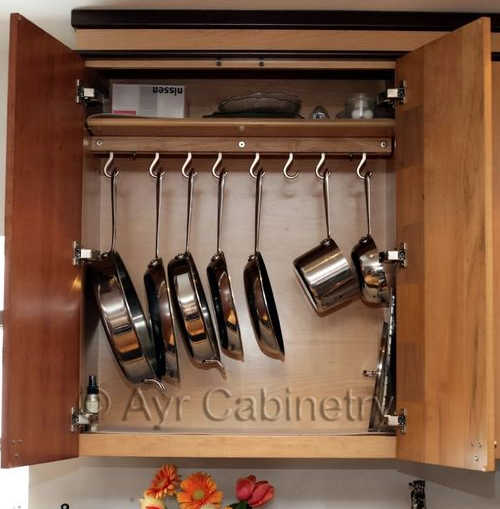 DIY Home Sweet Home: 14 Genius Kitchen Cabinet And Drawer ...