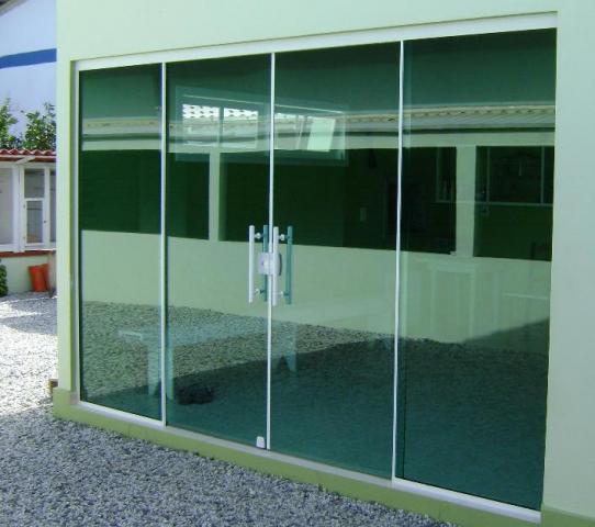 b34a67e6a4b Porta de Vidro Temperado Blindex Incolor
