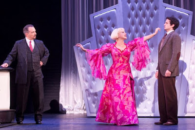 Dallas Summer Musicals Presents the National Tour Premiere of Bullets Over Broadway at the Music Hall at Fair Park