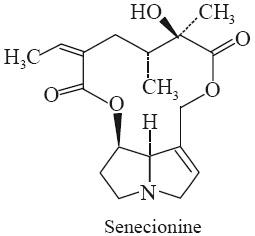 Senecionine  Synonym Aureine