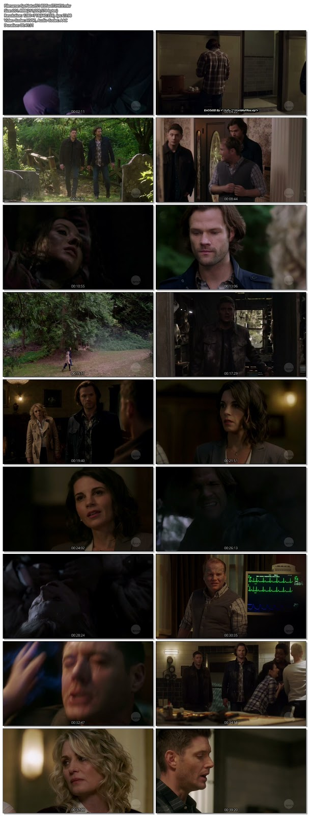 Supernatural S14 Episode 05 720p HDTV 200MB ESub x265 HEVC , hollwood tv series Supernatural S14 Episode 05 720p hdtv tv show hevc x265 hdrip 200mb 250mb free download or watch online at world4ufree.vip