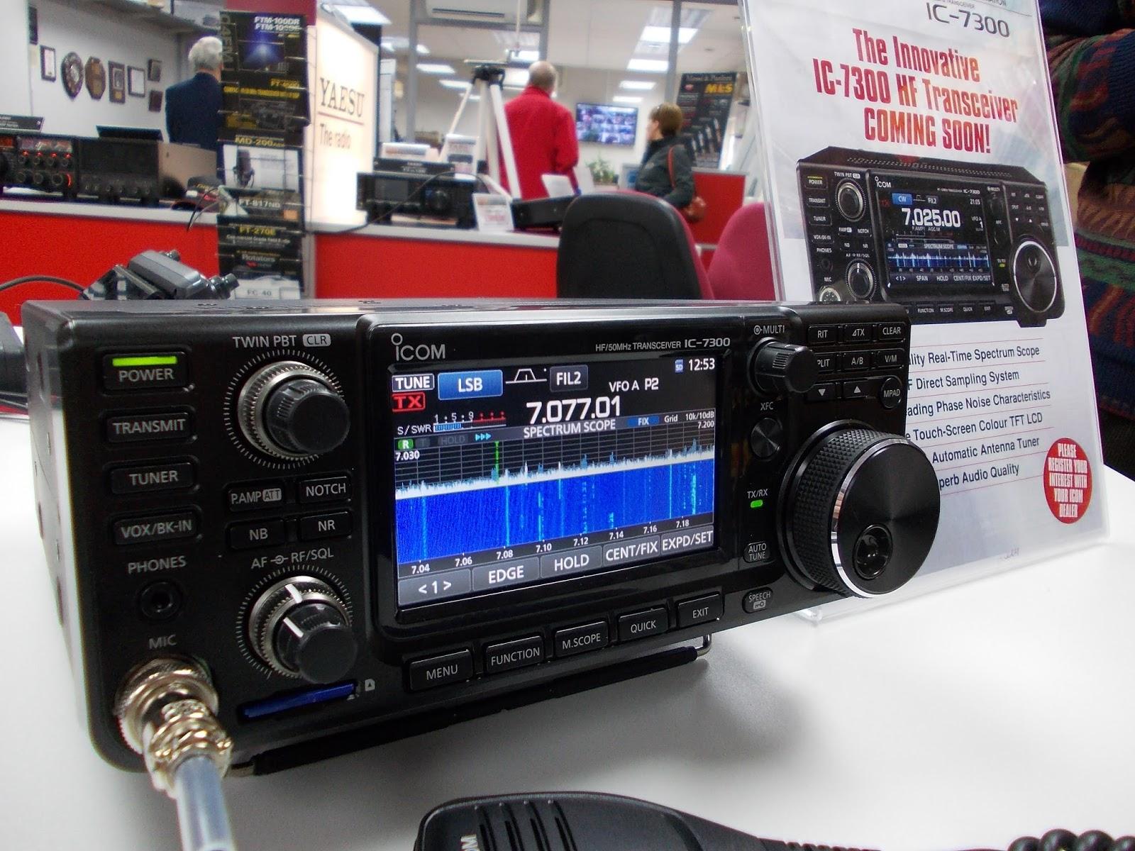 Icom IC-7300 review