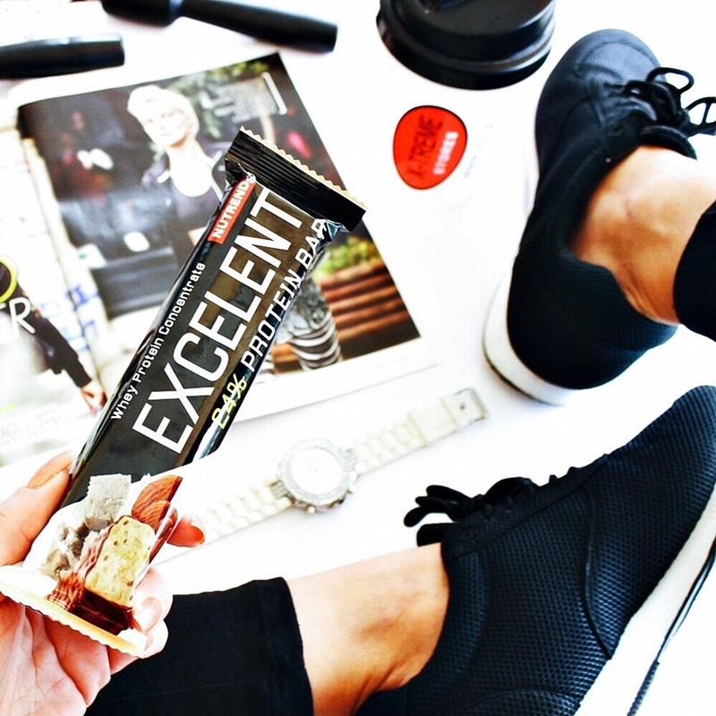 Nutrend Excelent whey protein concentrate 24% protein bar Xtreme stores Greece