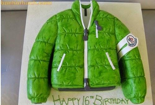 Những chiếc bánh sinh nhật hài VL, áo khóa