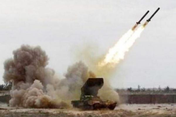 अमेरिकी सेना के ठिकाने पर फिर रॉकेट हमला
