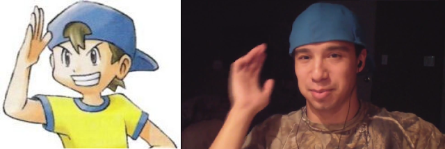 Youngster Joey Jareditton comparison Pokémon Gold Silver YouTube picture photo