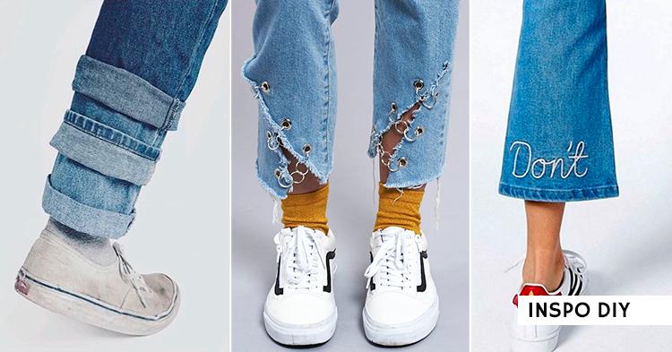 34 ideas para renovar tus jeans