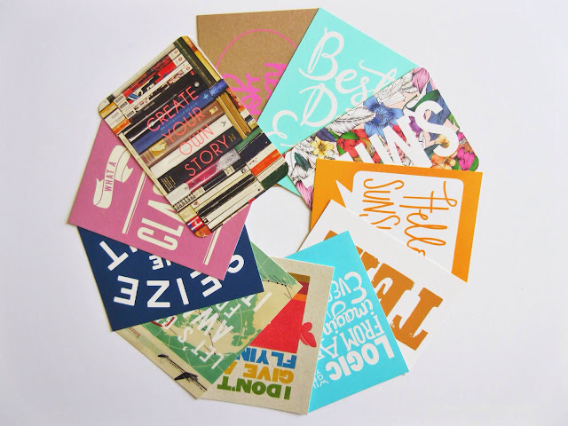 paperchase postcards