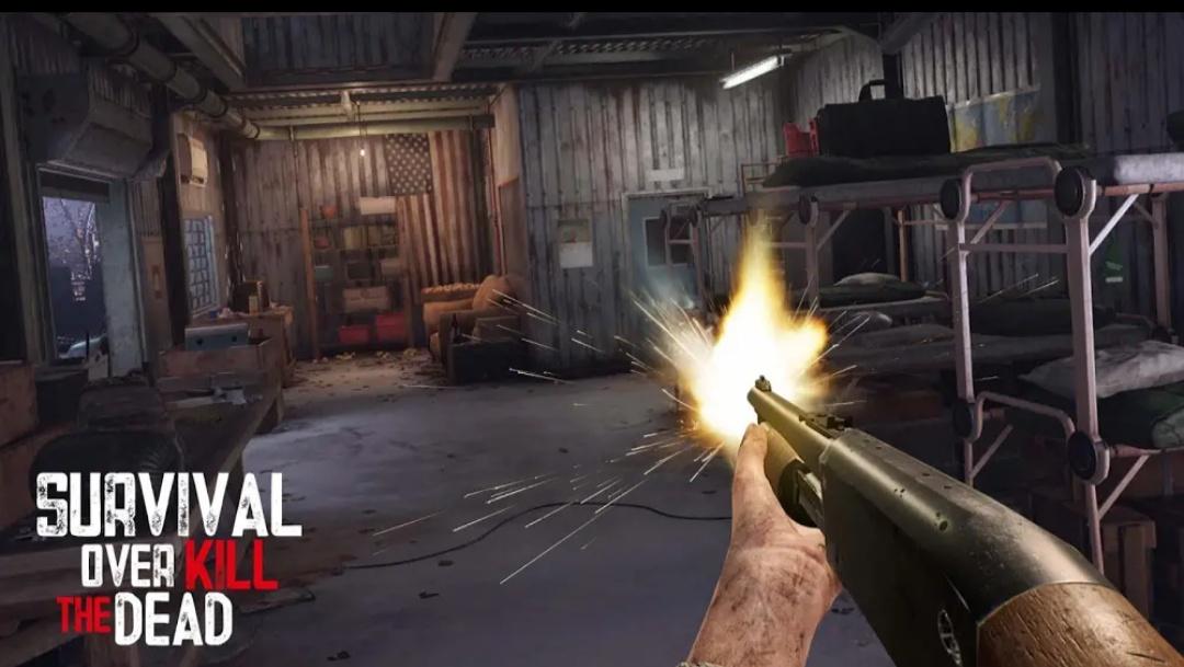 OverKill The Dead: Survival Mod Apk Version 1 1 8 Free