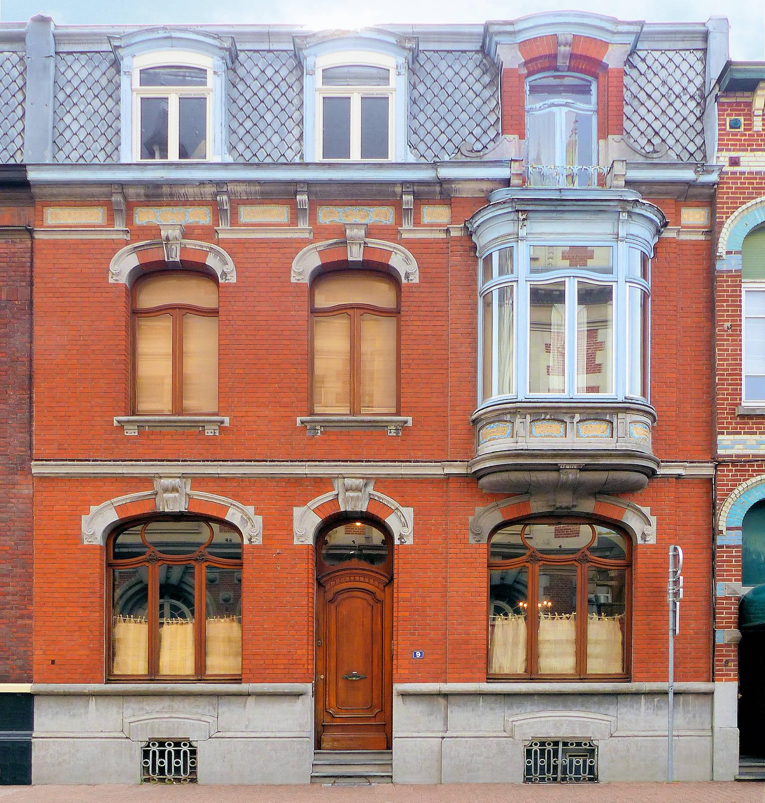Maison n°9 rue des Anges