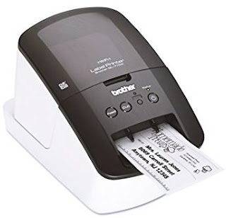 Brother QL-710W Labels Printer & Driver Downloads