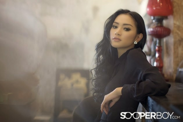 Photoshoot Model Devina Kirana Ayu Sooperboy