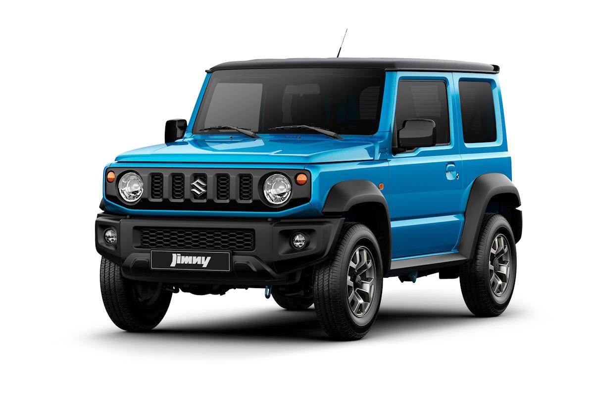 When Is The New Suzuki Jimny Due