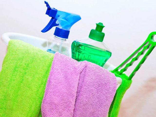 Dicas para limpeza mais rápida e eficaz
