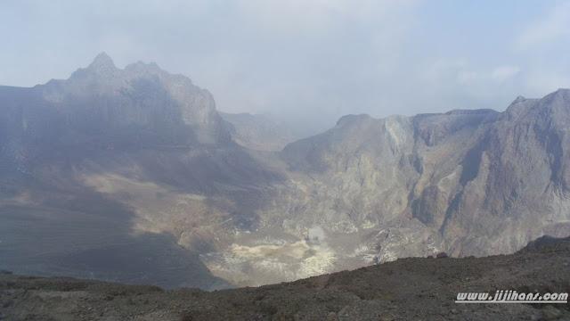Pendakian Gunung Kelud via Desa TulungrejoPendakian Gunung Kelud via Desa Tulungrejo