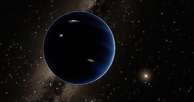 Planeta X o Planeta Nueve