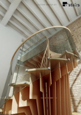 Creative and Modern Staircase Designs (15) 11