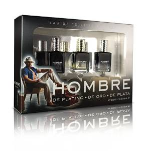 Hobre 3 Pc. Men Perfume Gift Set Great by Alejandra Espinoza