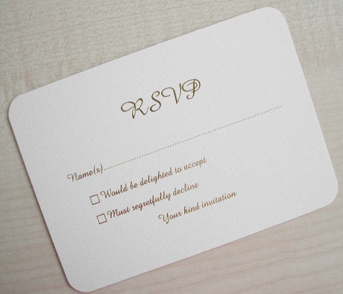 Sonal J. Shah Event Consultants, LLC: Importance Of RSVP's