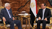 JERUSALEM CRISIS: SISI, ABBAS HOLD SUMMIT