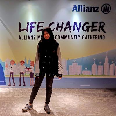 ALLIANZ LIFE CHANGER: Mengubah Masa Kini dan Masa Mendatang dengan Asuransi Milenial