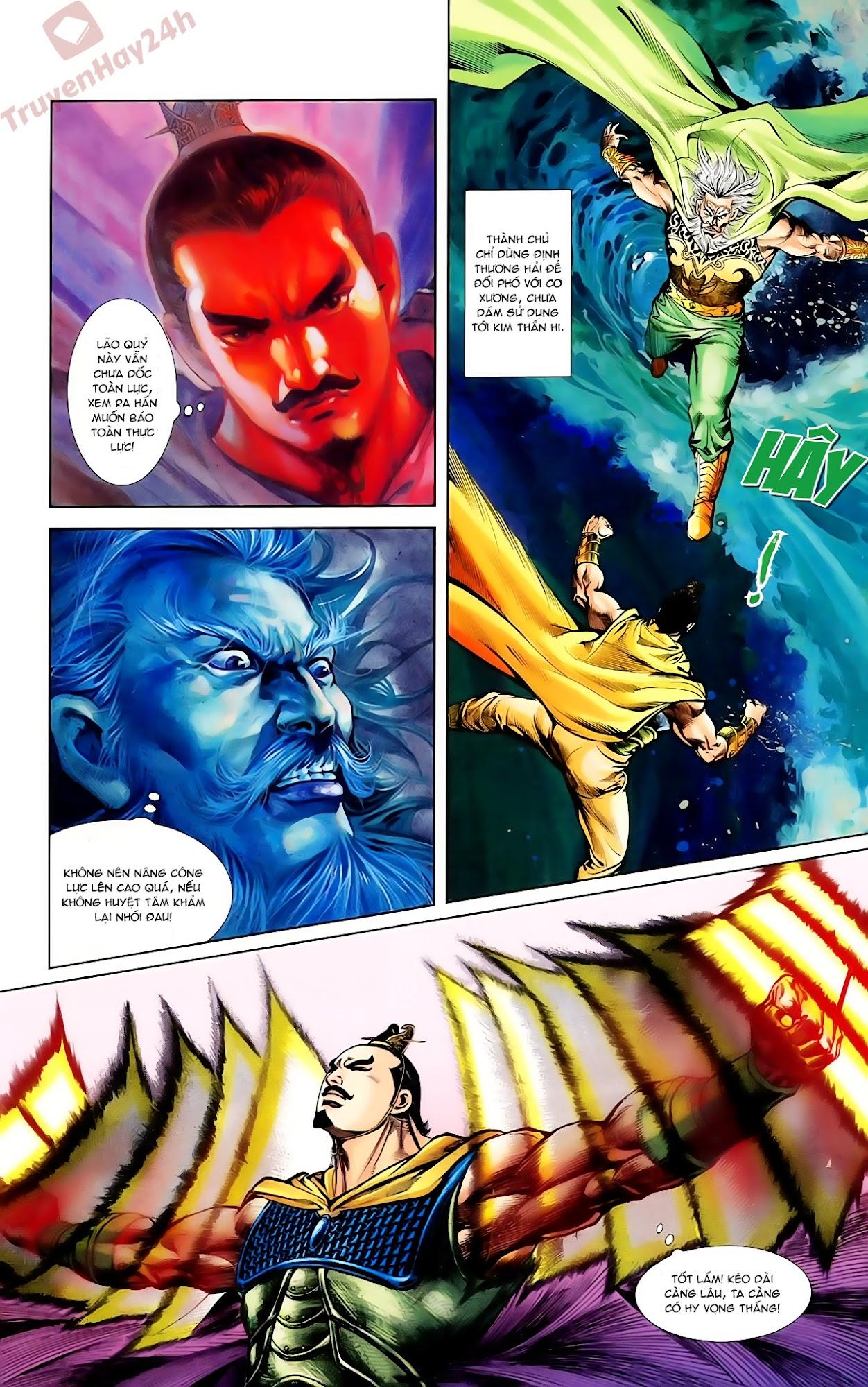 Cơ Phát Khai Chu Bản chapter 61 trang 5