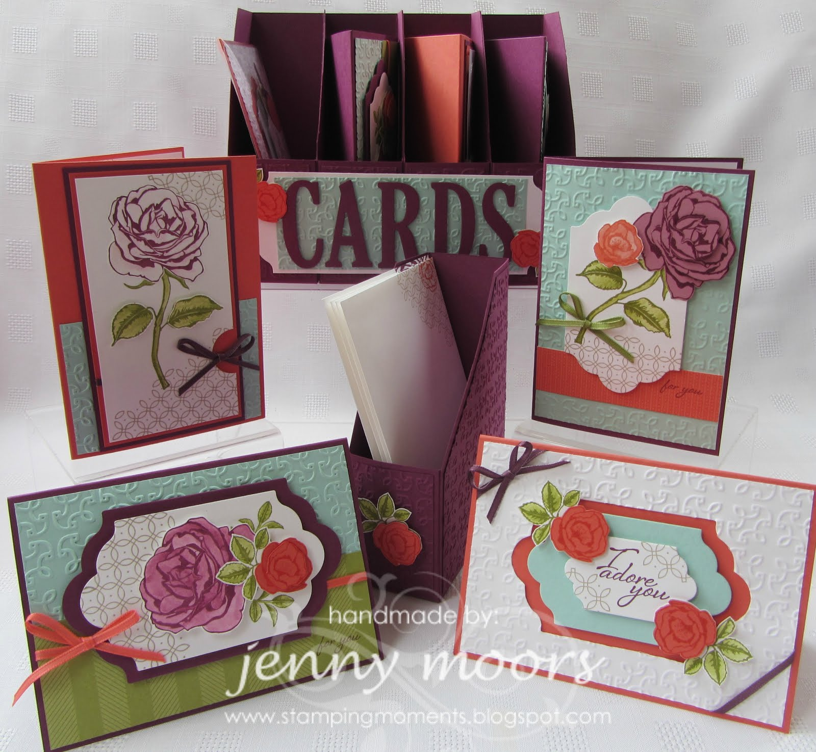 Graceful Garden Stamp Class