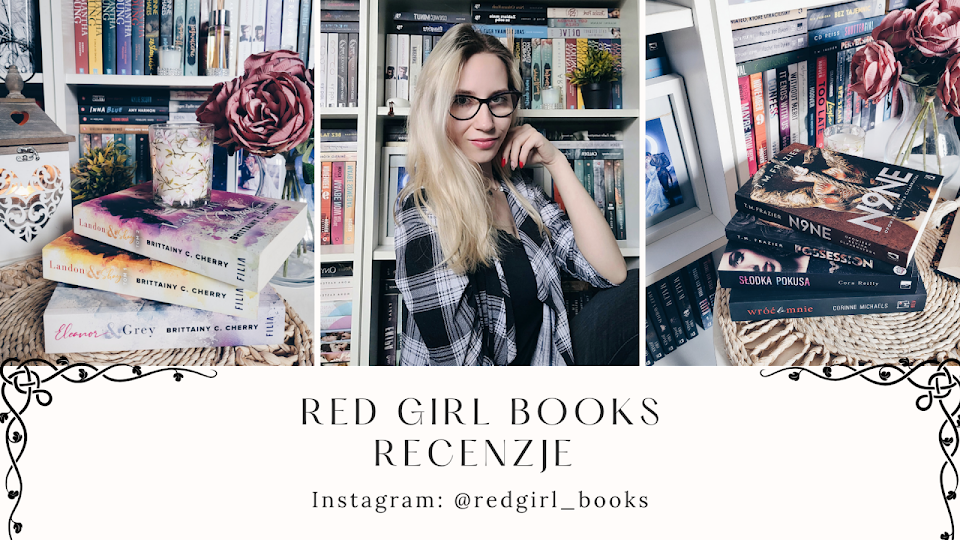 Red Girl Books Recenzje