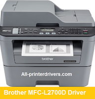Brother MFC-L2700D Driver