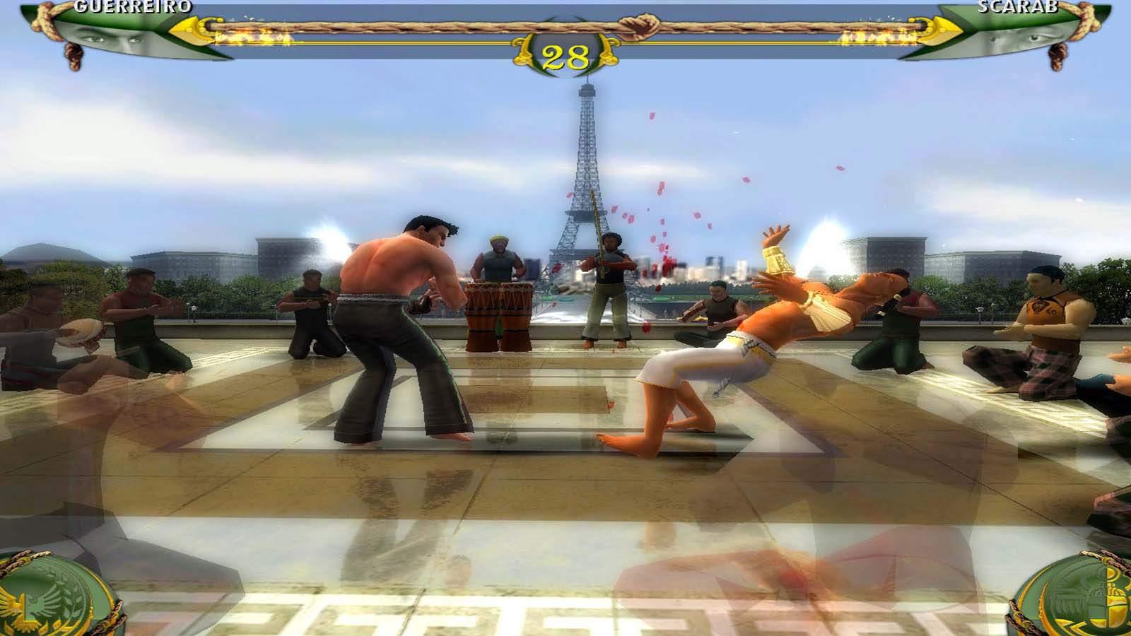 تحميل لعبة Martial Arts Capoeira مضغوطة برابط واحد مباشر + تورنت كاملة مجانا