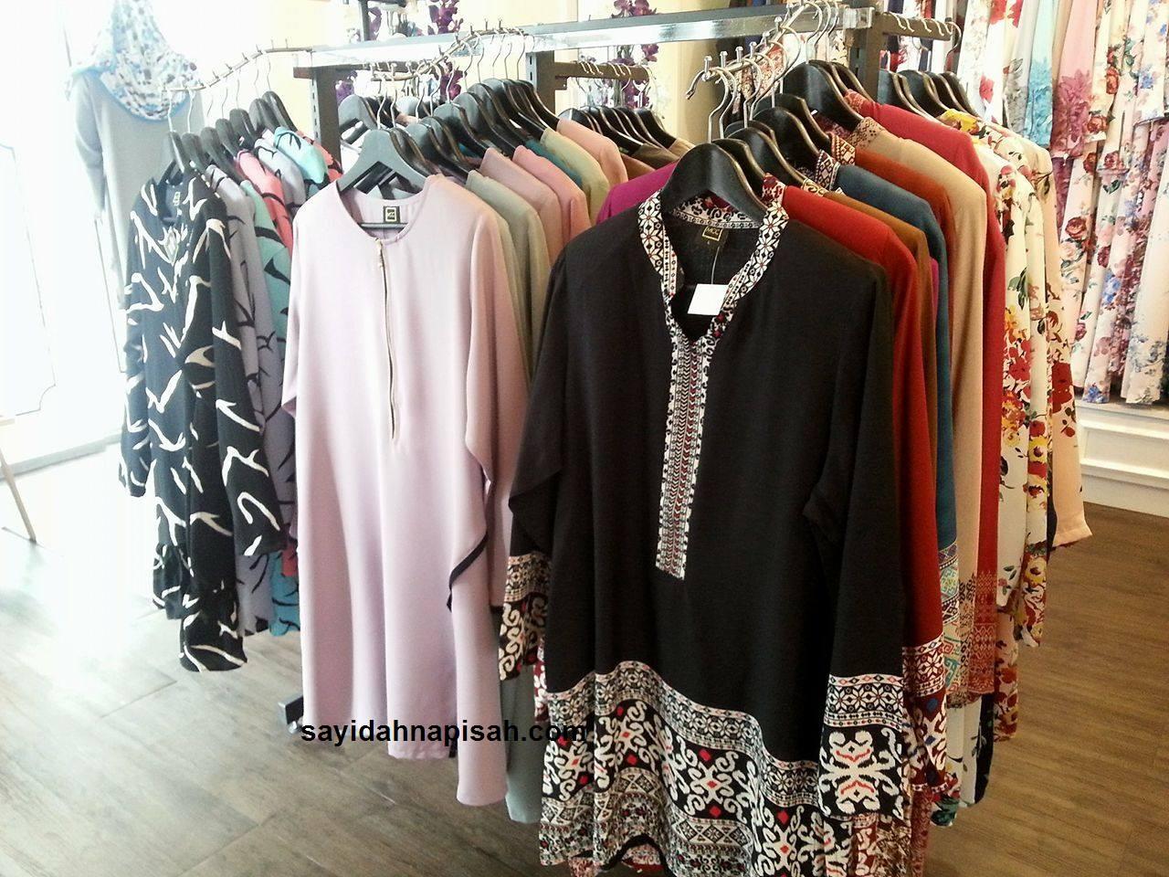 blouse collection boutique