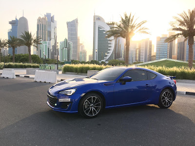 Used 2017 Subaru BRZ in Qatar