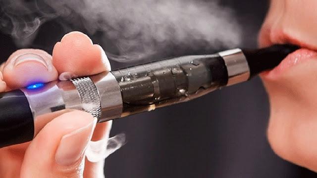 Νέα μικρή βρετανική επιστημονική έρευνα - Ασφαλές το ηλεκτρονικό τσιγάρο!