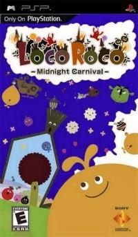 Locoroco 3 psp box art cover by browngirlalys.