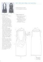 patrón del libro drape drape 2