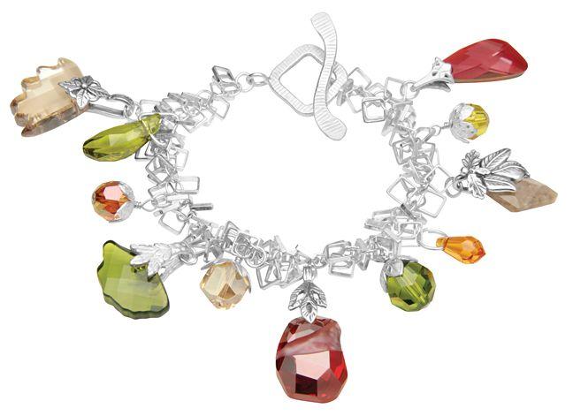 c48dd4ba9f5224 Arm Candy - Crystal Bracelet Tutorials - The Beading Gem s Journal