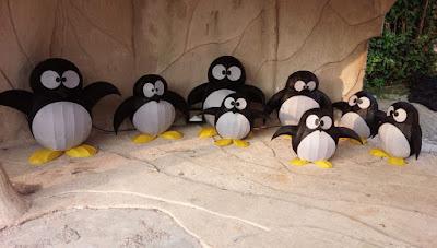 lampion pinguin