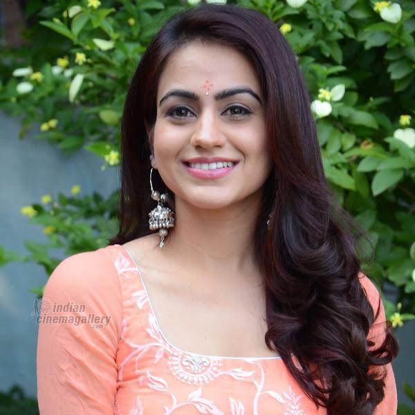 Aksha Pardasany latest photos from Kathilanti Kurradu Movie opening
