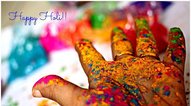 Happy Holi 2017 Wishes