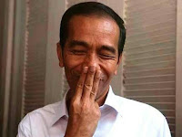 Ditanya Soal Ancaman Freeport, Jokowi Bungkam
