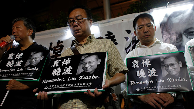 Especial. Liu Xiaobo: In memoriam. No tengo enemigos; no conozc - Blog Desde mi ventana