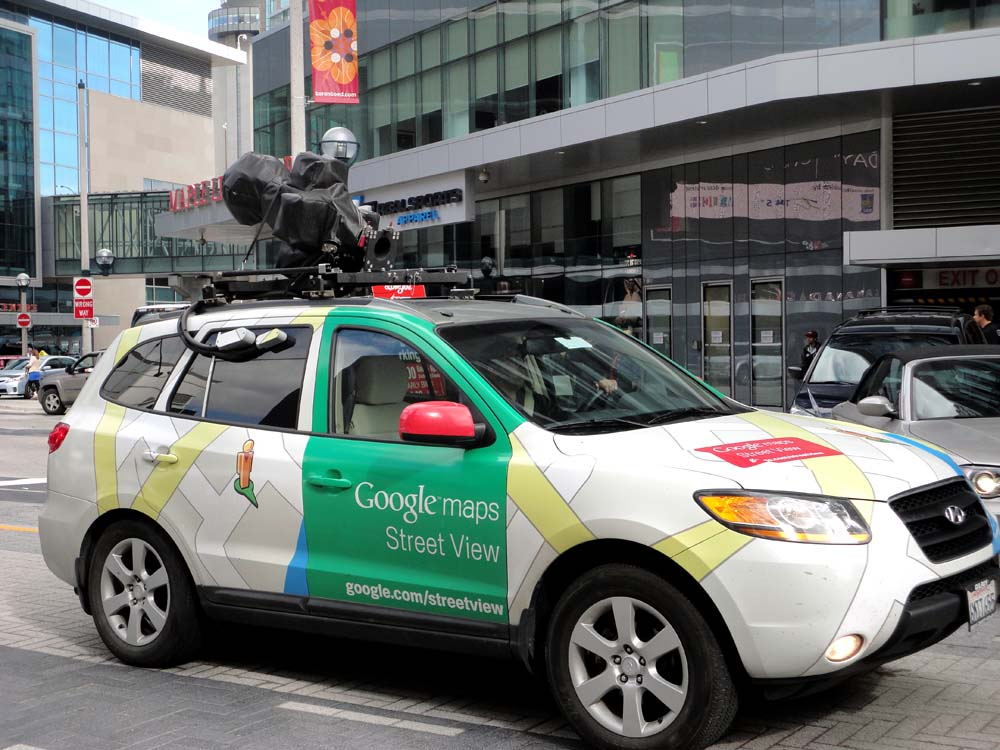 Toronto Grand Prix Tourist - A Toronto Blog: Google Maps Street View on