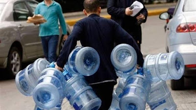 محافظة الجيزة, قطع المياه, مساء الجمعة, صباح السبت,