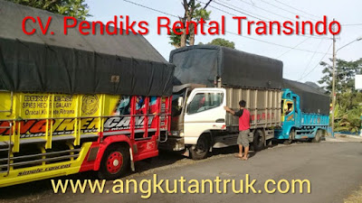 Sewa Truck Surabaya Medan